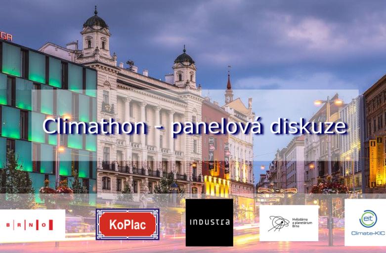 Climathon-Panelová diskuze
