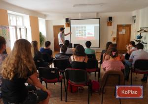 Erasmus at KoPlac