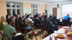 Startup Weekend in Brno #3 Warmup