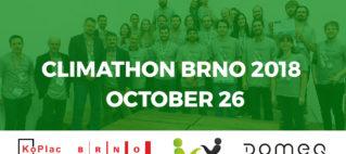 Climathon Brno 2018